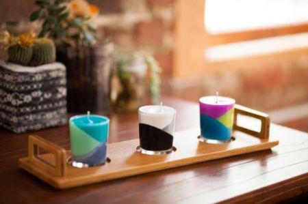 romantic masterclass wax make candles