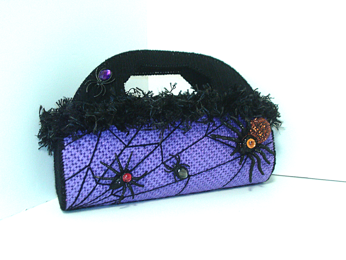Halloween unique gift fashionable tote handbag stylish large elegant