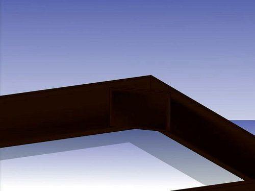 bed wooden platform handicrafts make