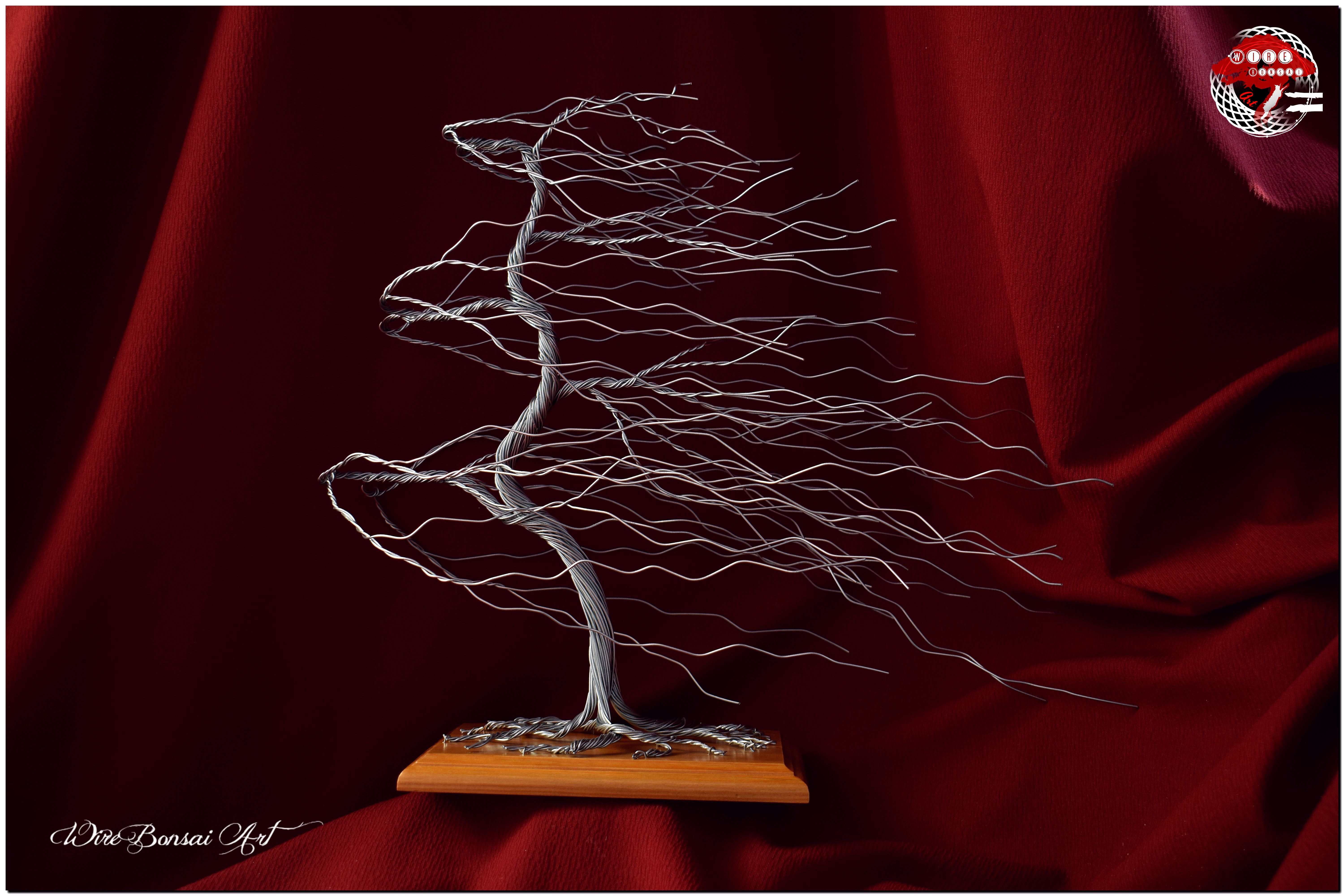 wire gift decoration deco tree home personal dekoration