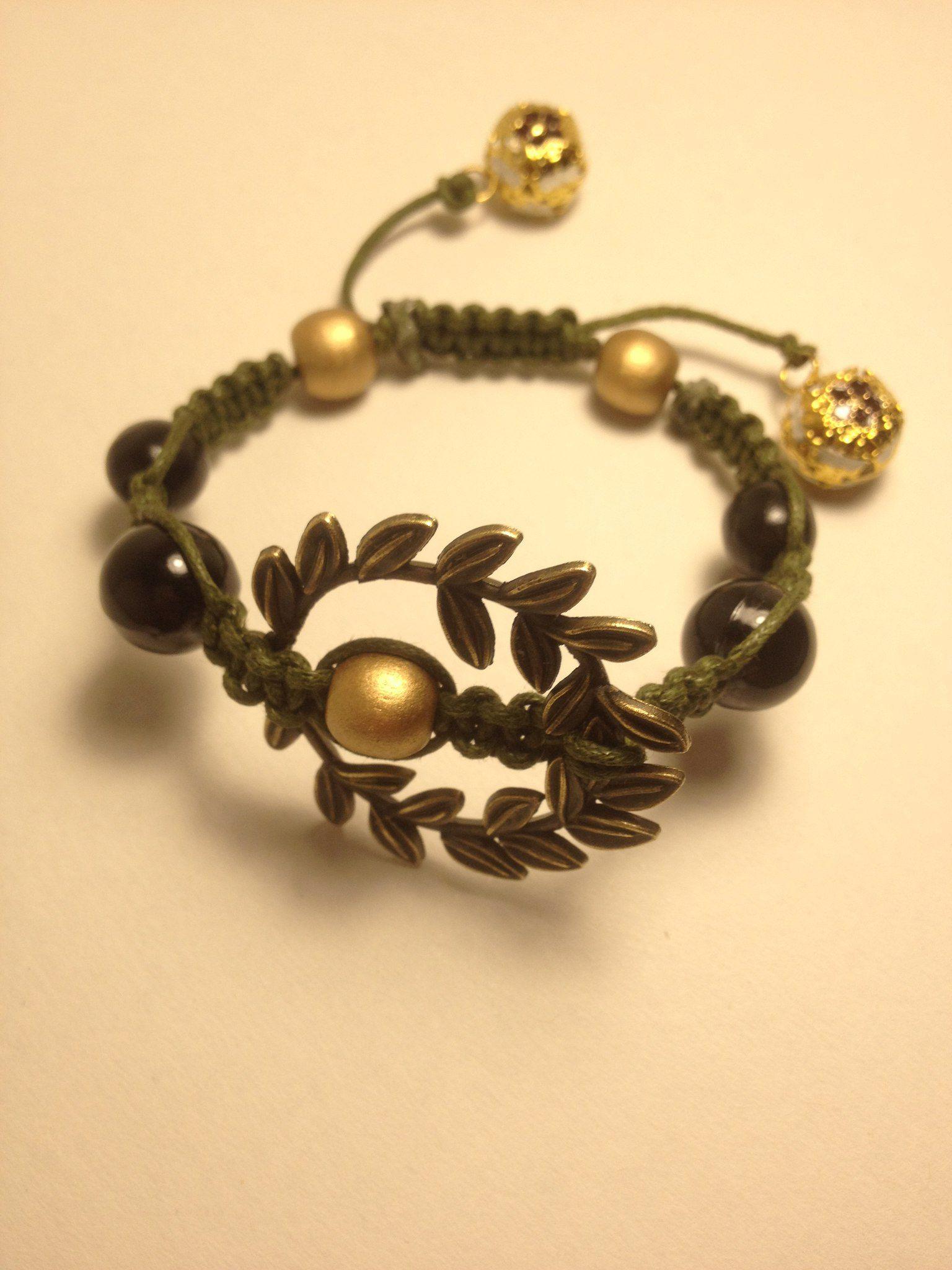 bracelet bells mascot handmade