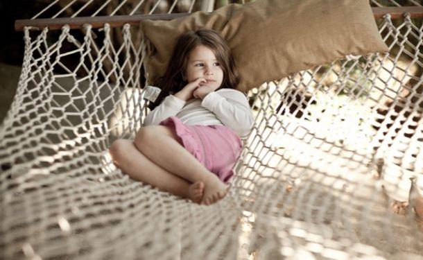 tightrope hammock weaving rope make