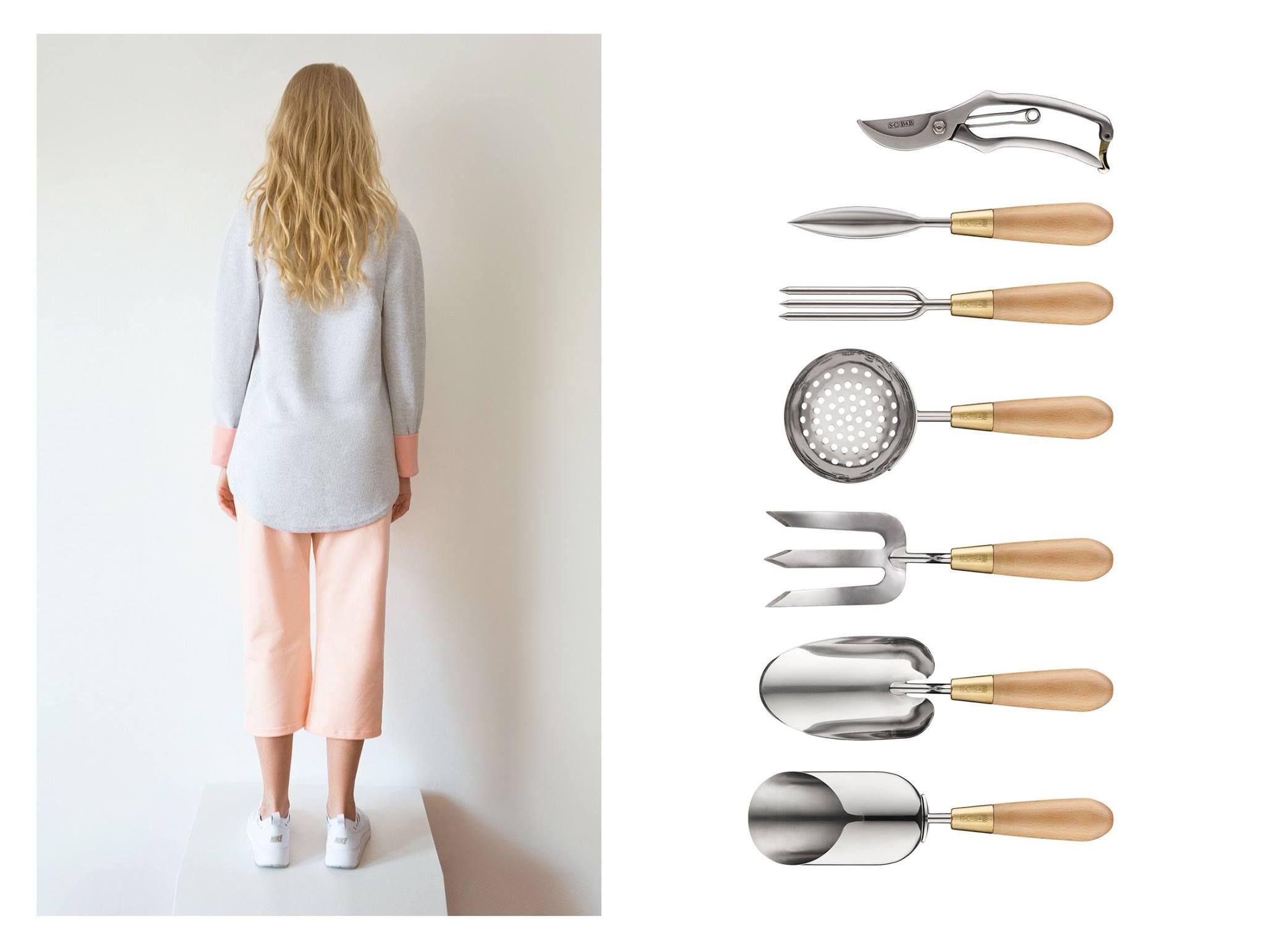 handmade clothes trousers peach textile