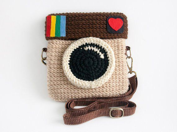 handbag instagram knitted