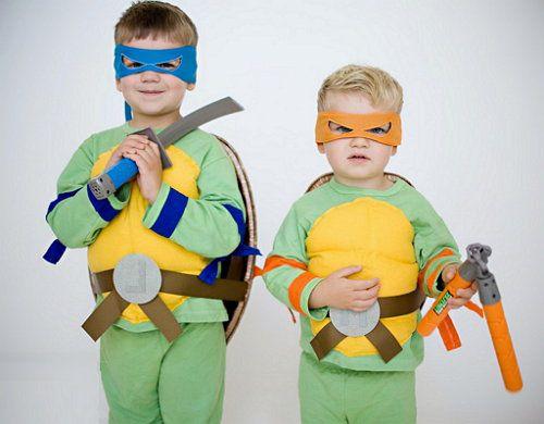 turtle costume ninja manual make
