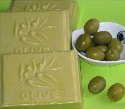make castile spain olive soap