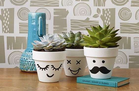 handmade abbihome decor diypots homedecorations