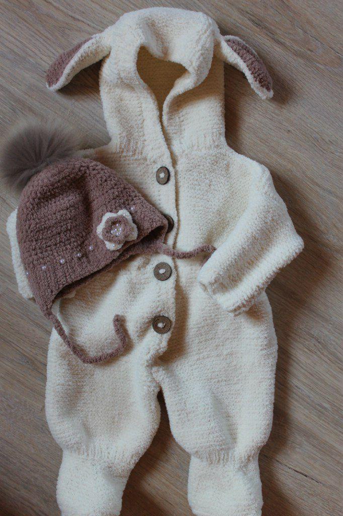 set hat children plush romper