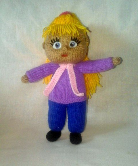 toy doll gift textile kids
