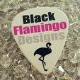 Black Flamingo Designs