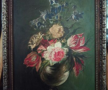 "A painting ""A bouquet of flowers"""