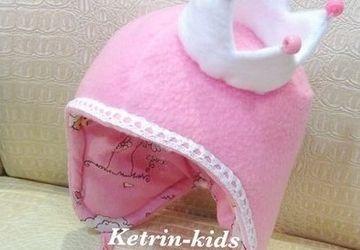 A babies' cap
