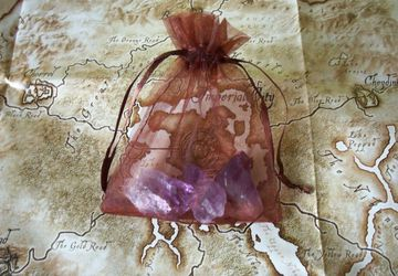 The Elder Scrolls Inspired Soul Gem Pouch