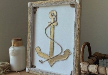 Nautical Decor, Anchor Wall Decor