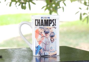 Houston Astros World Series Champs Mug (Ceramic)
