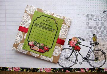 A gift envelop