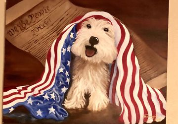 All American Puppy
