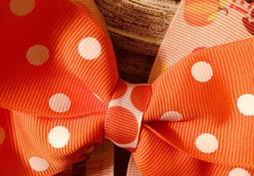 Boutique Hair Bow with Alligator Clip with Free Shipping