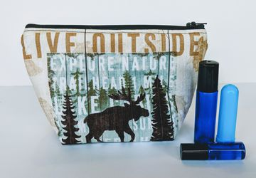 Outdoors Essential Oil Bag