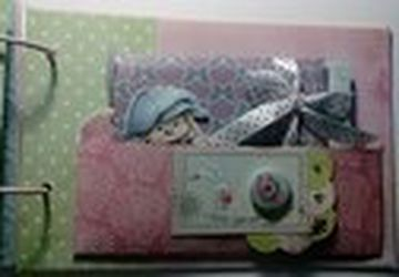 Children handmade photobooks