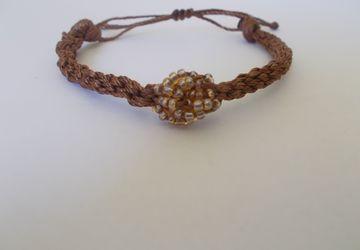 Twist w/Beads