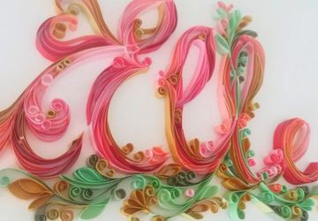 QUILLING NAME