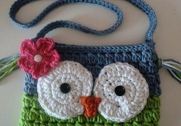 """Owl"" handbag"