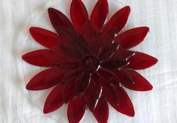 "A plate ""Chrysanthemum"""