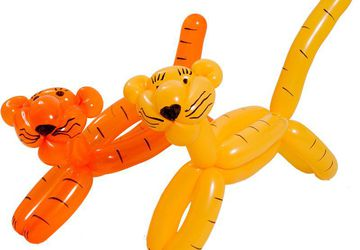 How to make a balloon cat