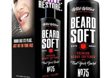 Beard Softener From Wild Willies