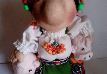 "A doll ""Granny"""