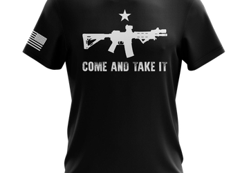 Come and Take It Men's Tee | Tactical Pro Supply