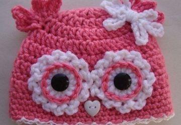 """""""Owl"""" hat"""