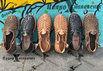 Men's Huarache Boots | Brand X Huaraches