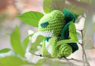 Tabi Kaeru Traveling Frog Mai mai the Snail Bun Bun the Bee 旅かえる Crochet Frog Journey Frog Plushie Amigurumi Stuffed Toy Doll Handmade Softies