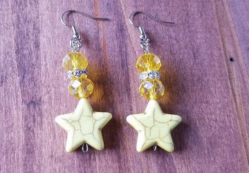 Sailor Uranus/Uranus Cosplay/Sailor Moon Earrings/Sailor Moon Accessories/Sailor Uranus Earrings/ Haruka Tenou/Haruka Tenou Earrings