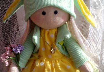 Rebecca the doll