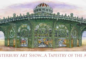 Canterbury Art Show...A Tapestry of the Arts