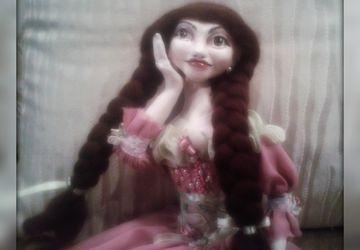 A doll Mary