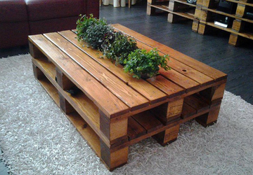 10 Free DIY coffee table plans