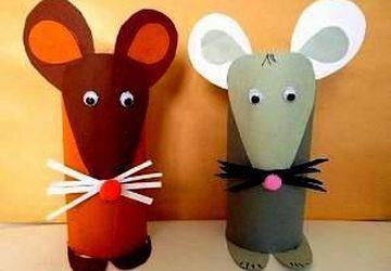 10 DIY toilet paper roll crafts (Animals)
