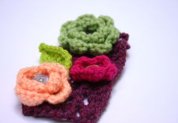Crochet Boho Jewelry