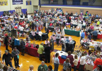 Fall into the Holidays Craft Show