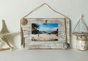 Coastal Rustic Frame