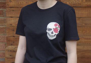 UNISEX Skull T-Shirt