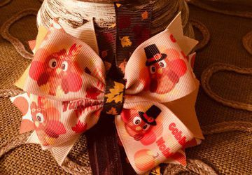Headband Bow for 0-12 Months with Free Shipping