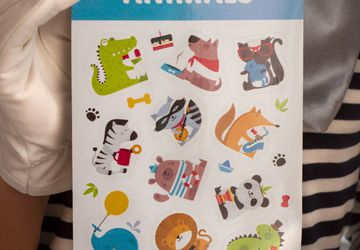 "Stickers ""Animals"""