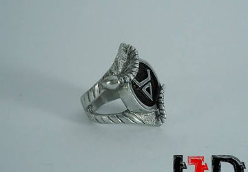 Silver Snake Ring - Snake Jewelry - Alternative Ring - Wiccan Jewelry - Gothic Jewelry - Warlock Ring - Silver Jewelry