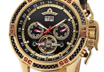 Amsterdam Pionier Watch GM-515-3 | Masculine Automatic Watch