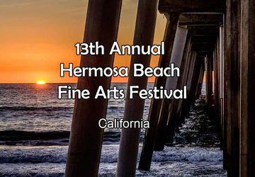 13th Annual Hermosa Beach Fine Arts Festival